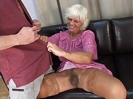 granny-hairy-mature-older woman