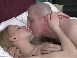 blonde-girl-grandpa-russian