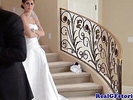 bride-facials-high heels-stunning