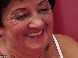 granny-horny-licking-older