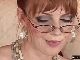ass fucking-glasses-high definition-masturbation